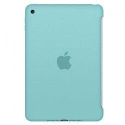 APPLE Coque en silicone pour iPad mini 4 - Bleu Méditerranée