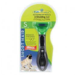 FURminator Outil anti-mue taille S Poils courts pour chien