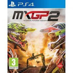 MXGP 2 - The Official Motocross Videogame Jeu PS4