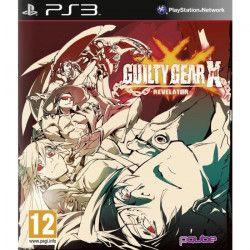 Guilty Gear XRD Revelator Jeu PS3