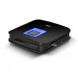 Advance Adaptateur Easy Plug USB 3.0 - HDD - USB 3.0 - Noir
