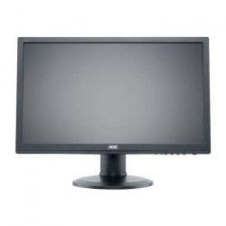 AOC Ecran E2460PDA - 22` FHD - 1920x1080 - Dalle TN - 250 cd/m² - 5ms - DVI-D / VGA