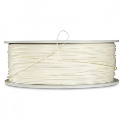 VERBATIM Filament PLA - Blanc - 1kg - 2,85mm