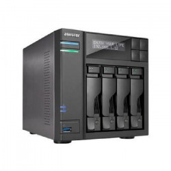 ASUSTOR AS6204T Serveur NAS 4 Baies - USB 3.0