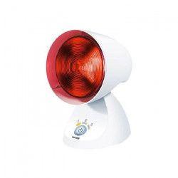 Lampe a infrarouge BEURER IL 35 - 150 W - Ampoule en verre pressé tres solide - 5 inclinaisons réglables