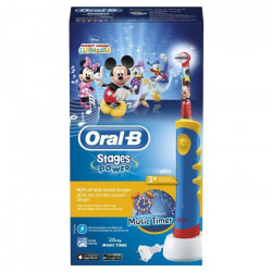 ORAL-B STAGES POWER Mickey de Disney Brosse a dents électrique