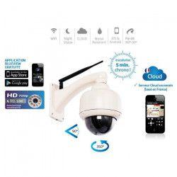 BLUESTORK BS-CAM Caméra IP HD extérieur - Cloud - Wifi