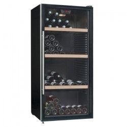 CLIMADIFF CLPG137 - Cave a vin polyvalente - 137 bouteilles - Pose libre - Classe C - L 63 x H 138,5 cm