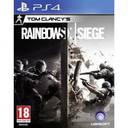 Rainbow Six : Siege Jeu PS4