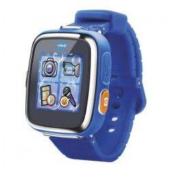 VTECH - Kidizoom Smartwatch Connect DX Bleue - Montre Connectée Enfant