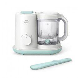 PHILIPS AVENT Robot cuiseur-mixeur pour bébé Essential SCF862/02 - Exclusivité !