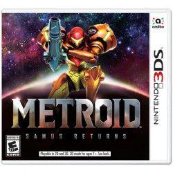 Metroid Samus Returns Jeu 3DS
