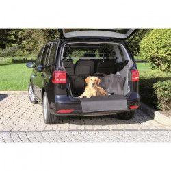 TRIXIE Protege coffre voiture - 1,64x1,25m - Noir - Pour chien