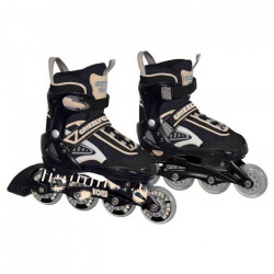 GRIZZLY-GEAR Roller Inline Soft réglable 36/39