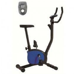 IXOSPORT Vélo d`Appartement avec Pulsation Cardiaque Masse d`inertie : 2 kg