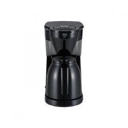 MELITTA 1010-06 Cafetiere filtre avec verseuse isotherme Easy Therm - Noir