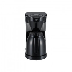 MELITTA 1010-16 Cafetiere filtre avec verseuse isotherme Easy Therm - Noir