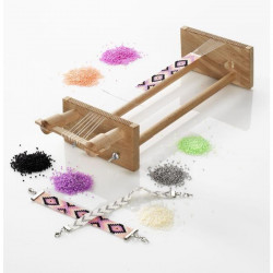 PANDURO - Kit métier a tisser perles