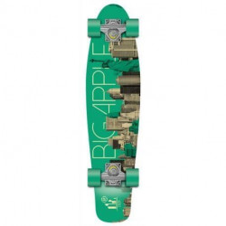 PROHIBITION Retro Wood Skateboard Prohibition 28
