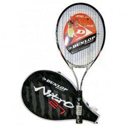 DUNLOP Raquette de tennis D Tr Nitro 27 - Junior - Gris et noir