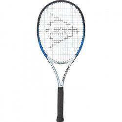 DUNLOP Raquette de tennis Blaze Tour 100 - Noir et bleu