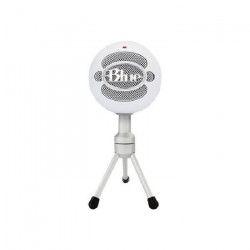 BLUE MICROPHONES Microphone USB a condensateur SNOWBALL ICE - 44.1 kHz/16 bit - PC / MAC