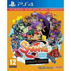 Shantae - Half Genie Hero: Ultimate Edition - Day One Jeu PS4