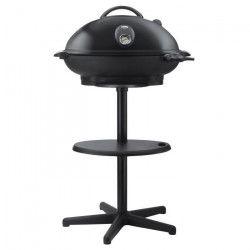 STEBA VG350 BIG 063500 Grill BBQ - 2200 W - Plaque de grill XXL 55 x 41 cm - Noir