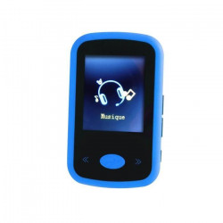 INOVALLEY MP30C Lecteur MP4 Bluetooth - 1,8 ` - Bleu