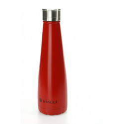 GRAVITY Thermos double isolation rouge mat