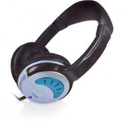 GNB Casque audio TS-433 noir et gris