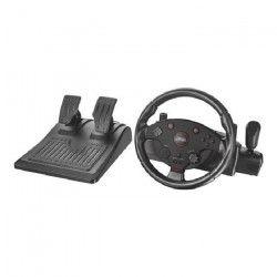 TRUST Volant de course GXT288 - Filaire - PC / PS3 - Noir