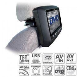 CALIBER MHD109 Lecteur DVD portable 9` TFT LED