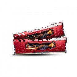 G.Skill Mémoire PC RipJaws 4 - DDR4 - Kit 8Go (2x 4 Go) - 2133 MHz - CL15 - Rouge / Noir