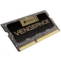 CORSAIR Mémoire PC Portable DDR3 - Vengeance 8 Go (1 x 8 Go) - 1600 MHz - CAS 10 (CMSX8GX3M1A1600C10)