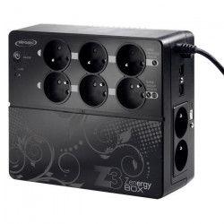 Infosec onduleur Z3 Zenergy Box-500VA 6 prises
