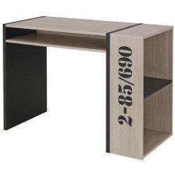 bureau rehausse bureau royalprice. Black Bedroom Furniture Sets. Home Design Ideas
