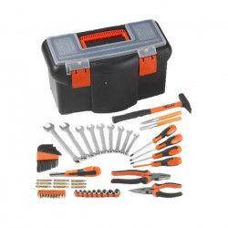 TOOD Boite a outils 16` 42 cm avec 57 accessoires