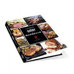WEBER Livre de recettes `La Bible du barbecue`