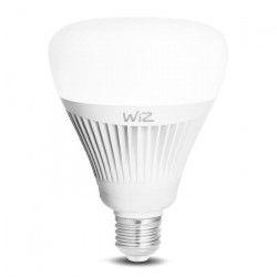 WIZ SMART Ampoule LED E27 globe G100 connectée 15,5W équivalent a 75 W blanc chaud a blanc froid