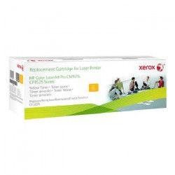 XEROX Cartouche de toner CP1525 - Jaune - Pour HP - CE - 1500 impressions