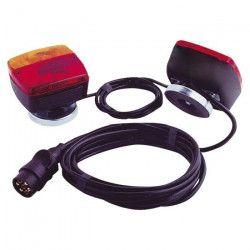 Kit Eclairage Magnétique - Feux de Remorque