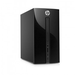 HP PC BUREAU Pavilion - 570p000nf - 4 Go de RAM - Windows 10- Intel Pentium G4560 - Intel HD Graphics - Disque dur