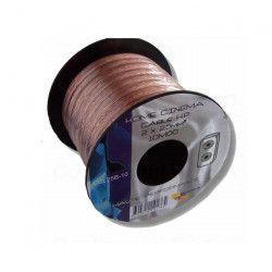 LINEAIRE CCL25B10 Câble pour enceinte Haute performance 2*2.5 mm² 10m
