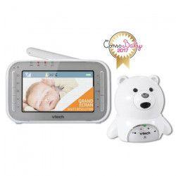 VTECH - Babyphone Vidéo XL Ourson - BM4200