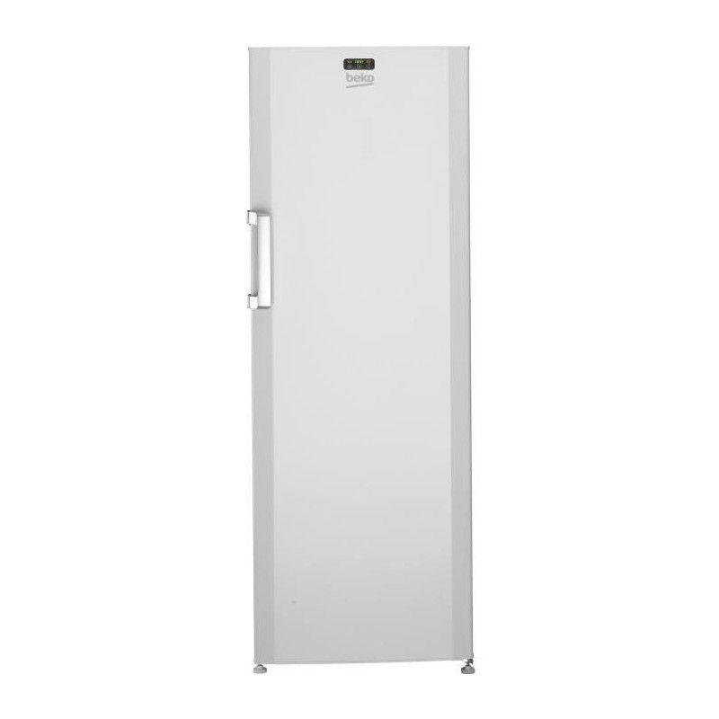 Beko fs127320 cong lateur armoire 237l froid - Beko congelateur armoire ...