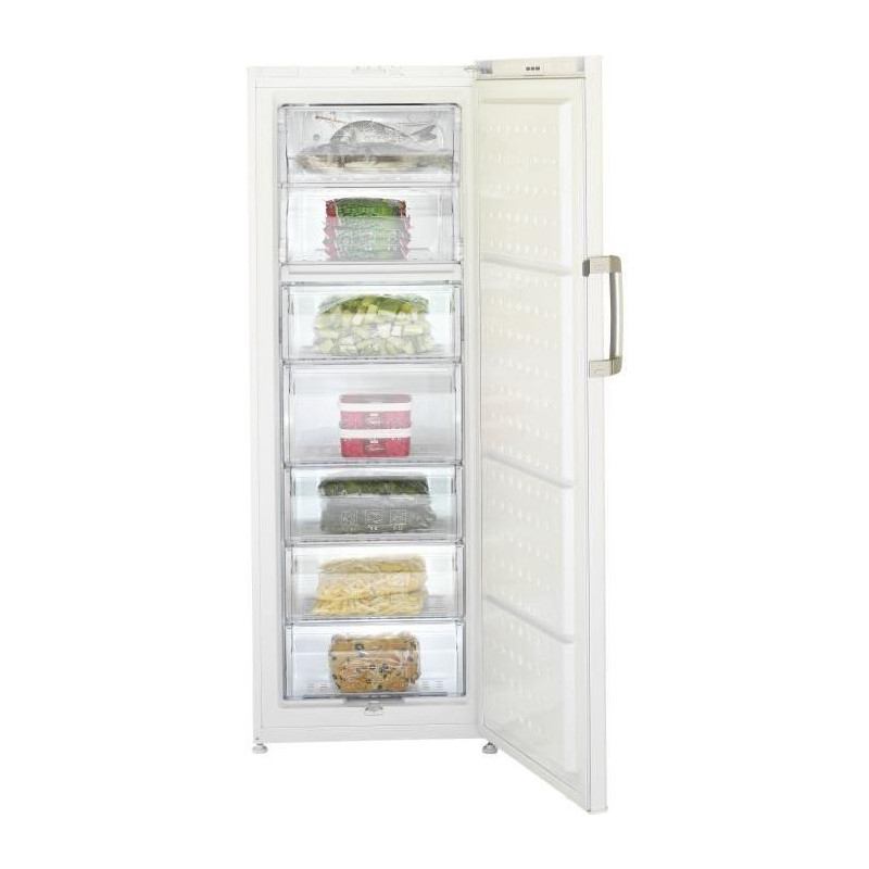 Beko fs127320 cong lateur armoire 237l froid - Congelateur beko armoire ...