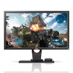 BenQ XL2430 - Ecran Gamer 24` - FHD - Dalle TN - 1 ms - 144 Hz - DisPlayPort /  2 x HDMI / DVI / VGA