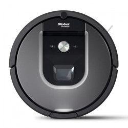 iROBOT ROOMBA 960 Aspirateur robot connecté - 58 dB - 75 mn d`autonomie - Gris/Noir
