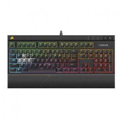 CORSAIR Clavier Gamer Mécanique STRAFE RGB Cherry MX Brown (CH-9000094-FR)